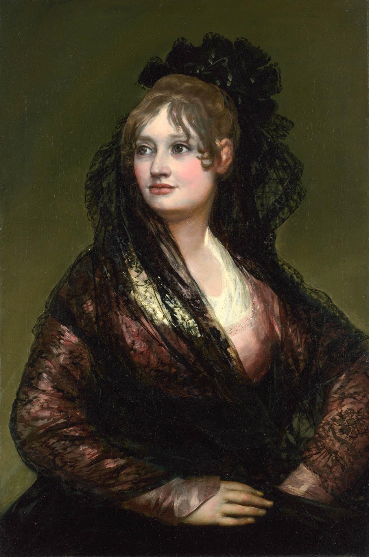 Serie: Los Pintores - 05 - Francisco de Goya