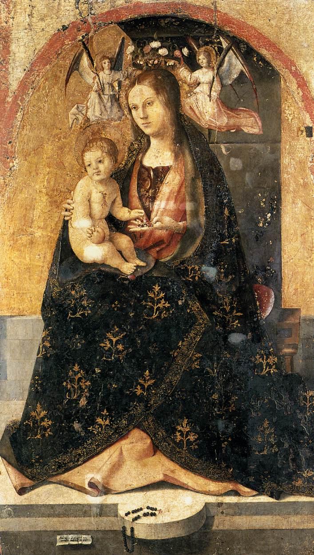 La Virgen de la Anunciacin Antonello da Messina