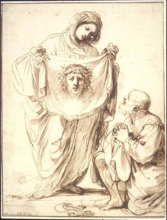 Serie: Los Pintores - 34 - Guercino