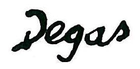 Degas_signature