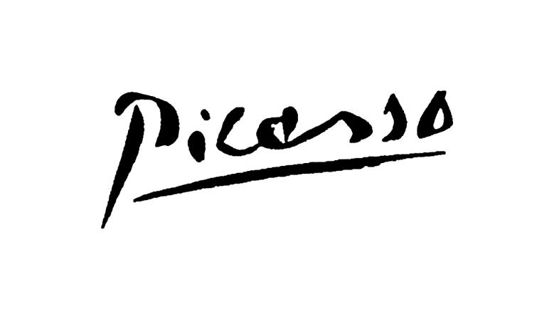 Pablo Ruiz Picasso_Signature