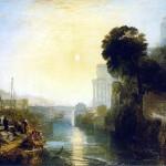 Dido building Carthage (1815)