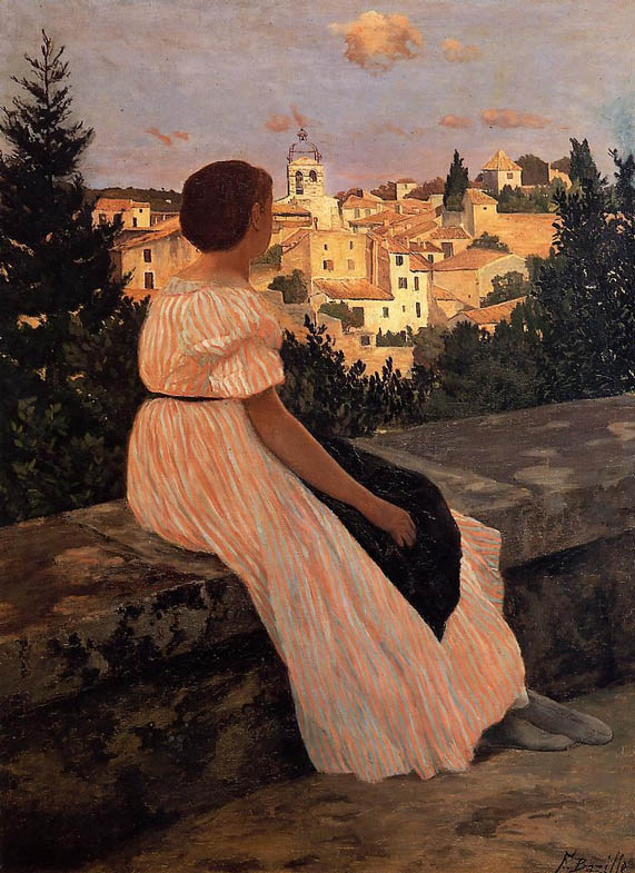 La robe rose (1864)
