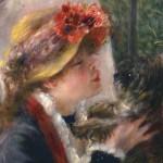 Le Déjeuner des canotiers (1880-81-Aline)