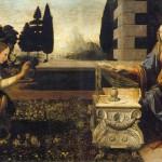Annunciazione, Leonardo (c. 1472)