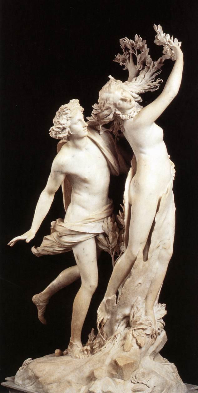 Apollo e Daphne (1622-1625)