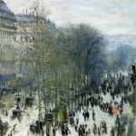 Boulevard des Capucines (1873-1874)