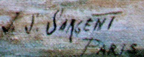 John Singer Sargent_Signature