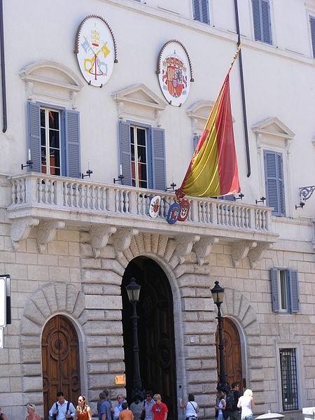 Palazzo di Spagna (Roma)