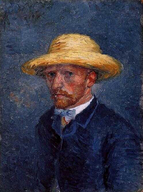 Portrait of Theo van Gogh (1887)