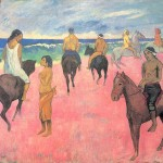Riders on the Beach (1902-Niarchos)