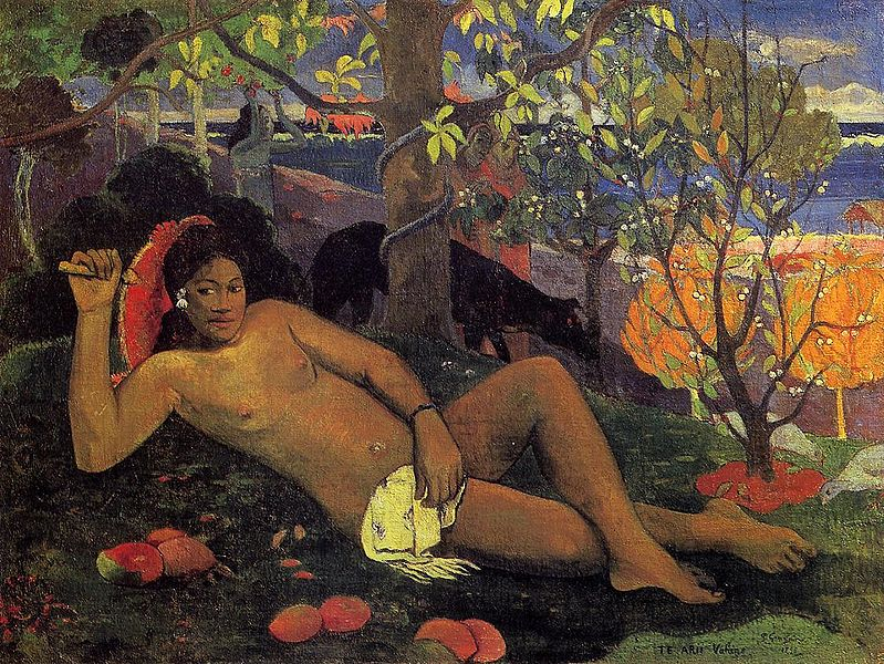 Te Arii Vahine (1896)