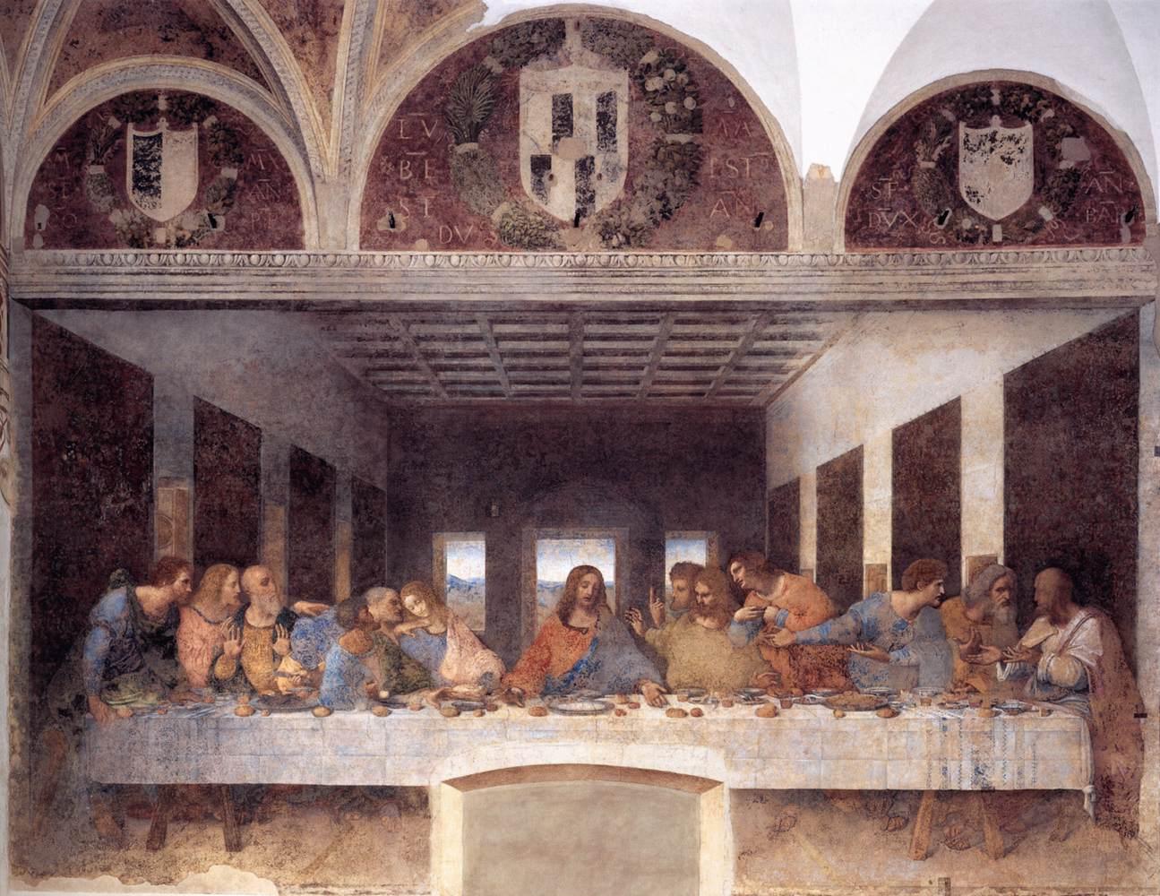 L'Ultima Cena (1498)