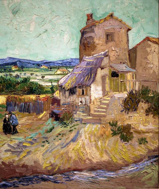 La Maison De La Crau (1888)