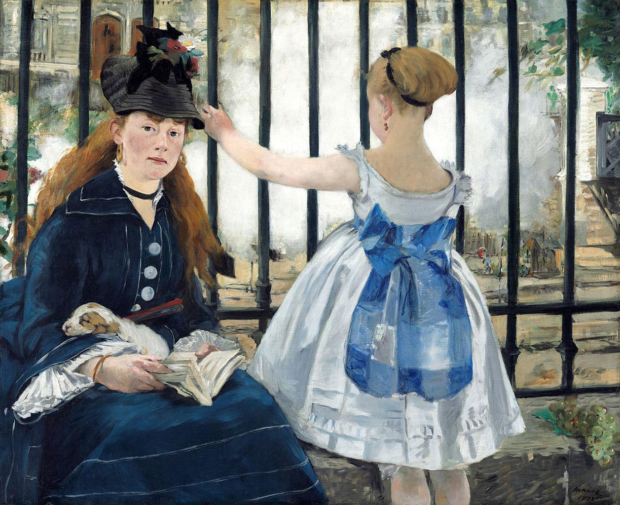 Le Chemin de fer (1873)