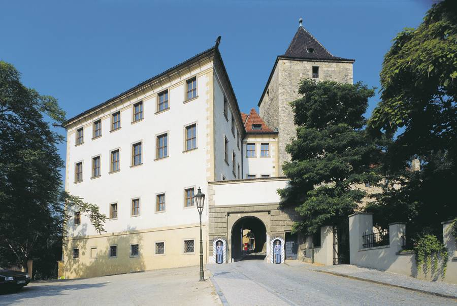 Lobkowicz Palace at Prague Castle