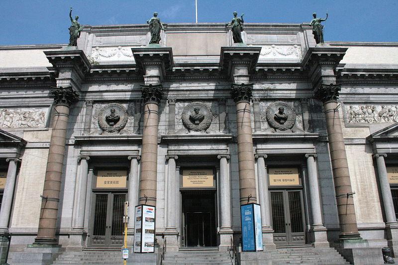 Musées Royaux des Beaux-Arts de Belgique, Brussels