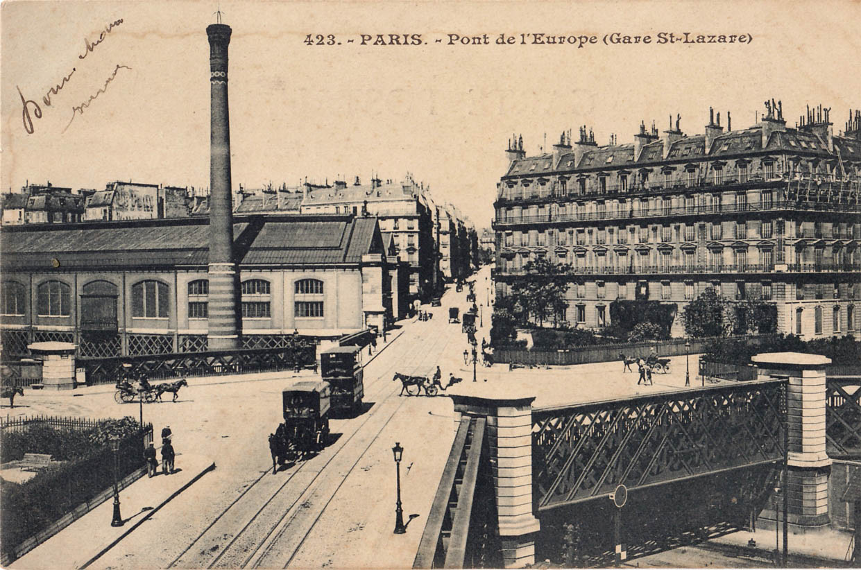 Pont de l'Europe (Paris)