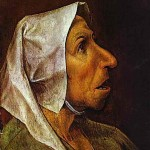 Portrait of an Old Woman (1563)