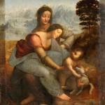 Sant'Anna, la Vergine e il Bambino con l'agnellino (c1510)