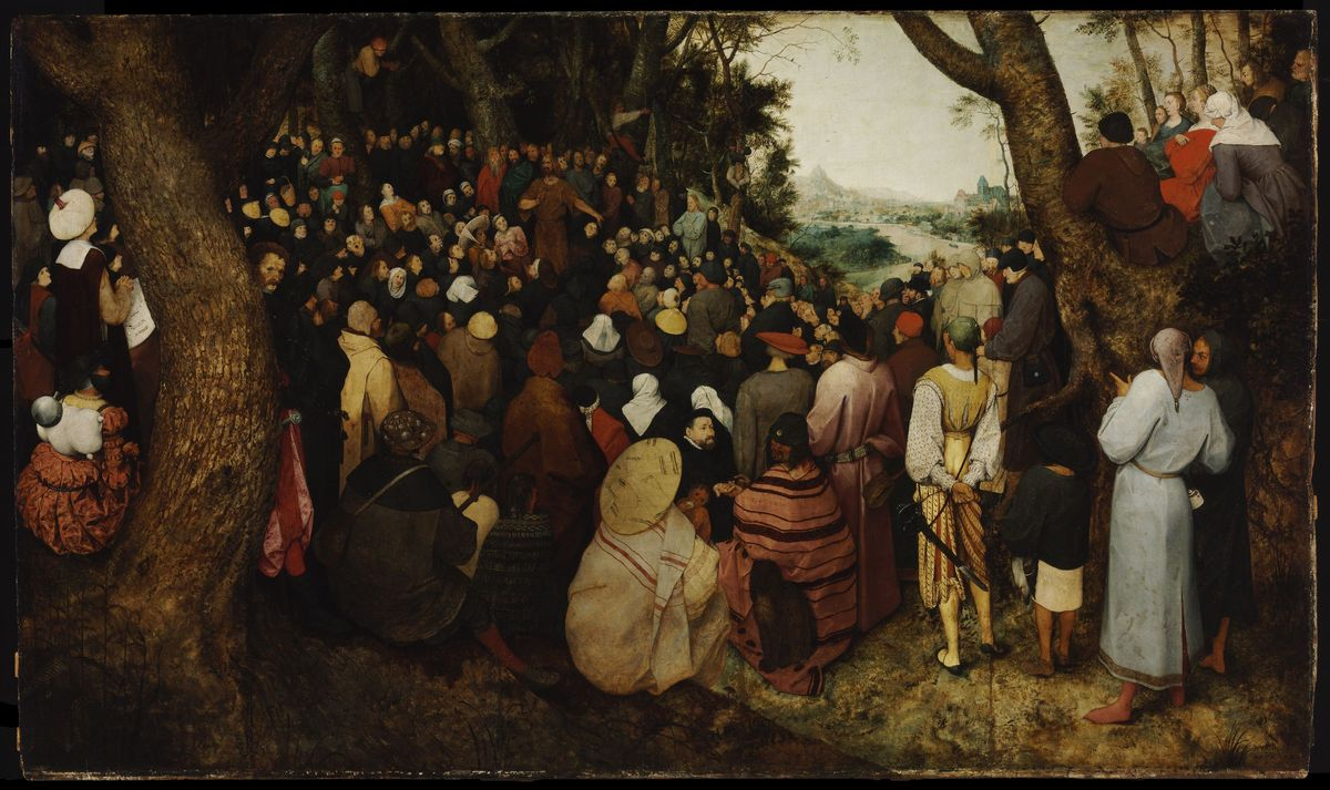 Sermon of St John the Baptist (1566)