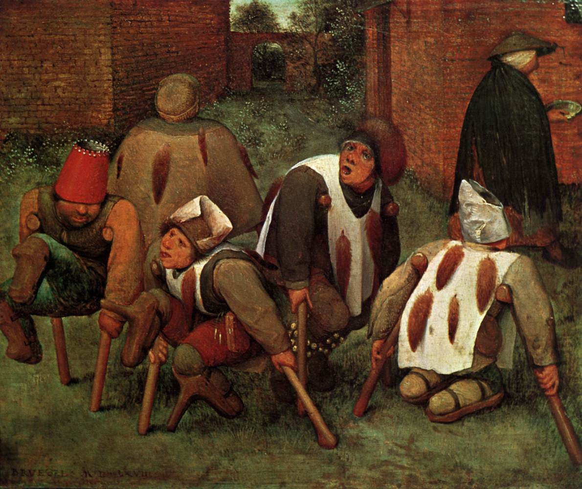 The Beggars (1568)