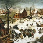 The Census at Bethlehem (1566)