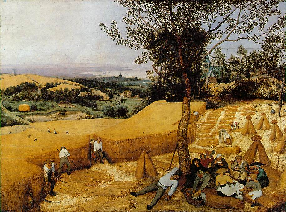 The Harvesters (1565)