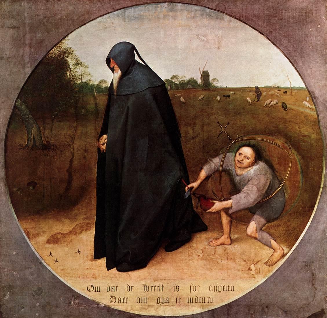 The Misanthrope (1568)
