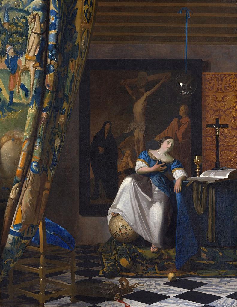 Allegory of Faith (1670-1672)