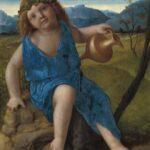 Bacco fanciullo (1505-1510)