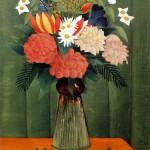 Fleurs dans un vase (1909)
