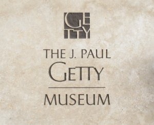 Getty Museum Logo