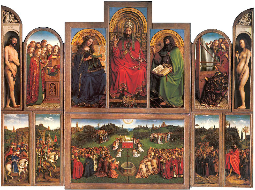 Ghent altarpiece (1432)