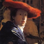 Girl with the Red Hat (1665-1666)