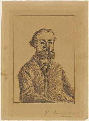 Henri Rousseau, Self-Portrait (1895)
