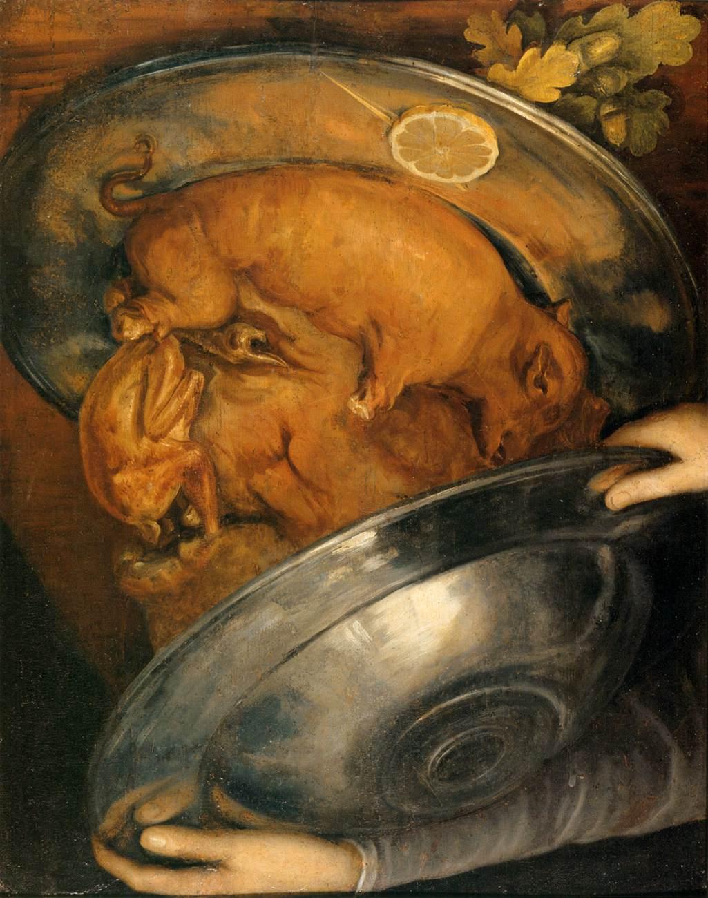 Il Cuoco (c. 1570)