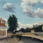 La Seine à Meudon (1897-1905)