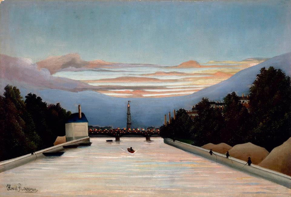 La Tour Eiffel (c. 1898)
