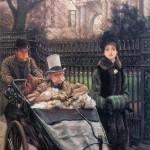 La fille du guerrier (c. 1878)