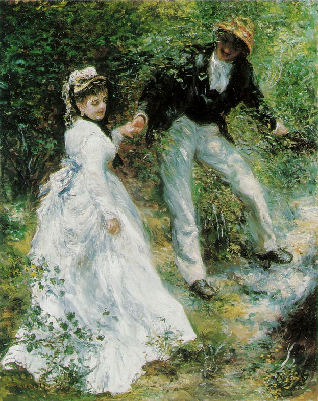 La promenade (1870)