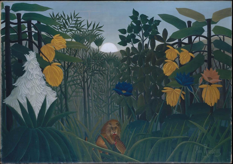 Le repas du lion (c. 1907)
