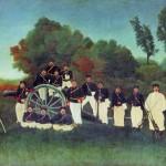 Les artilleurs (1893-1895)