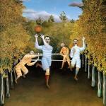 Les joueurs de football (1908)