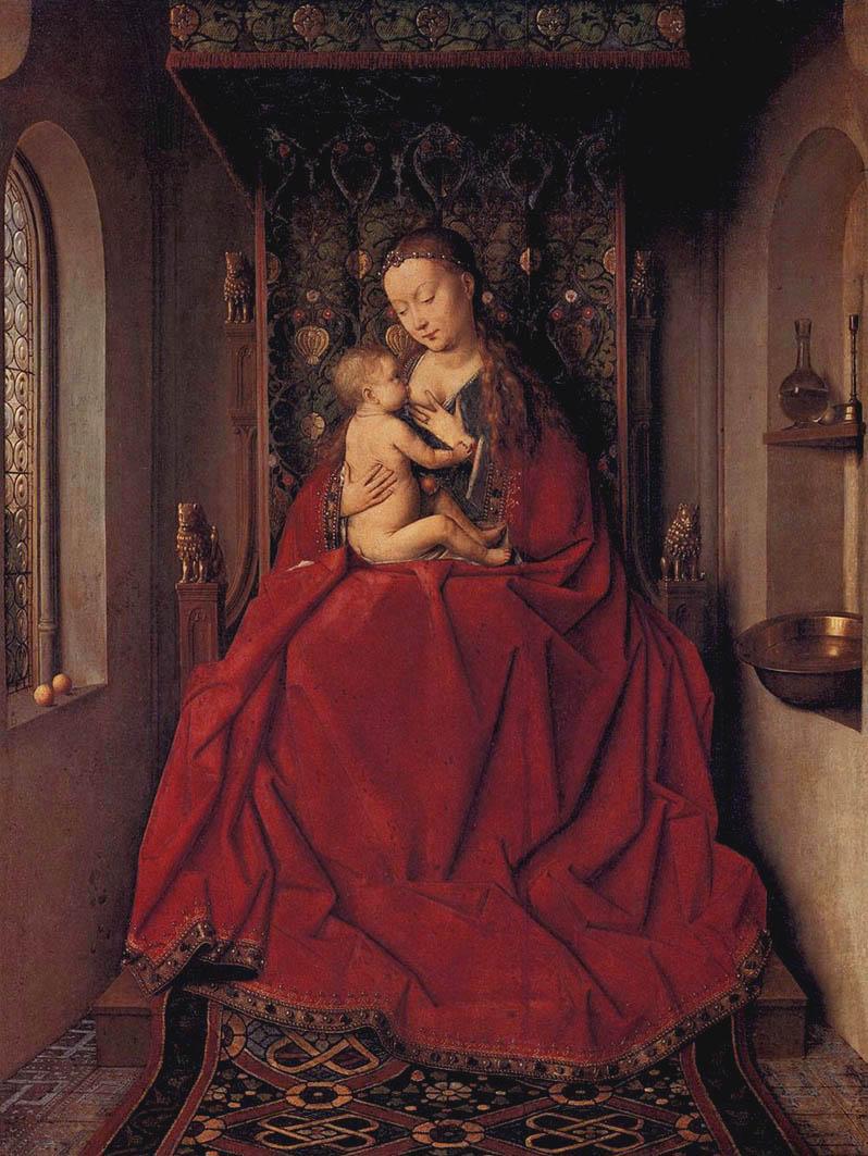 Lucca Madonna (1436)