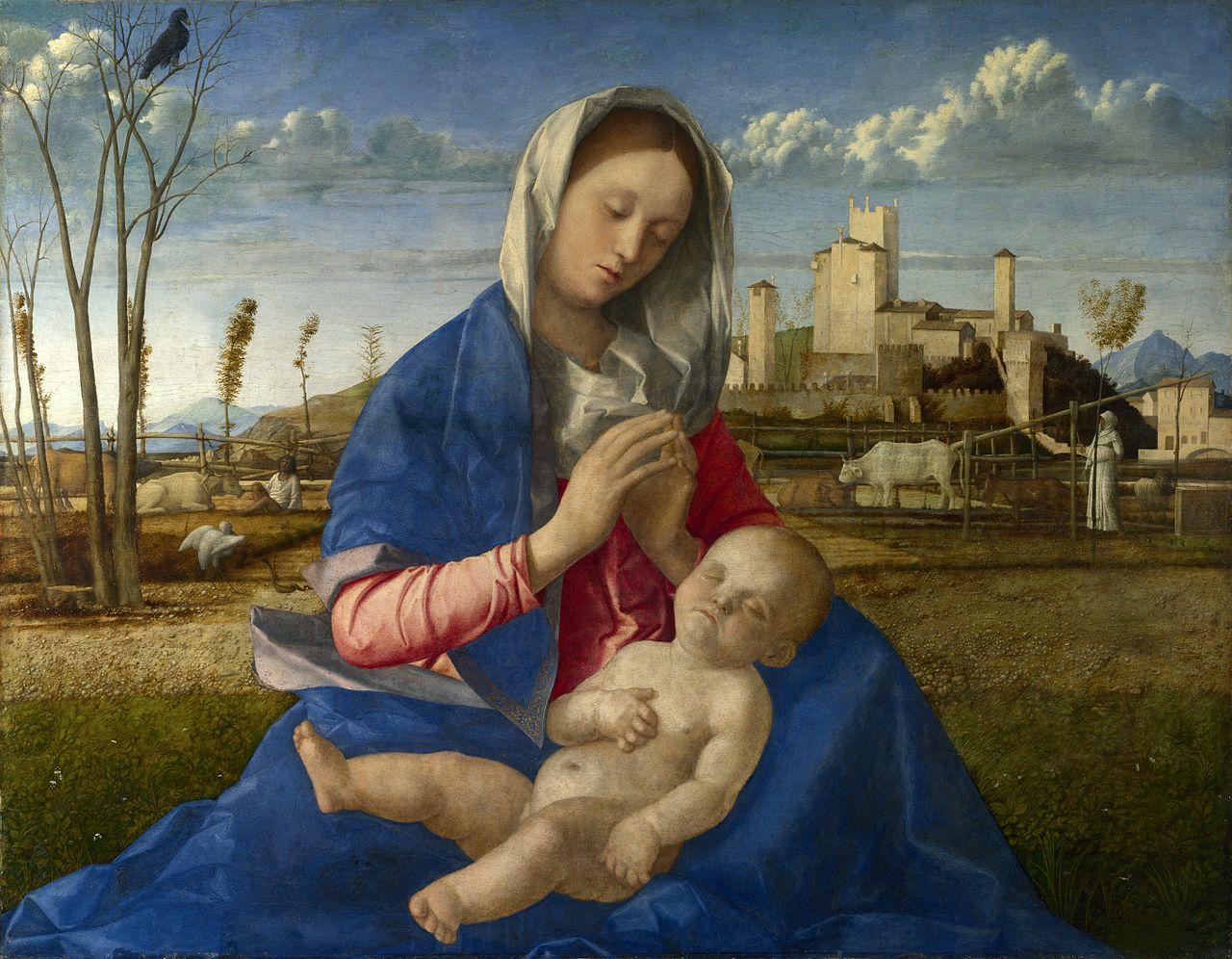 Madonna del Prato (c. 1500)