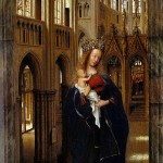 Madonna in the Church (c. 1440)