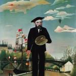 Moi-même, Portrait-paysage (1890)