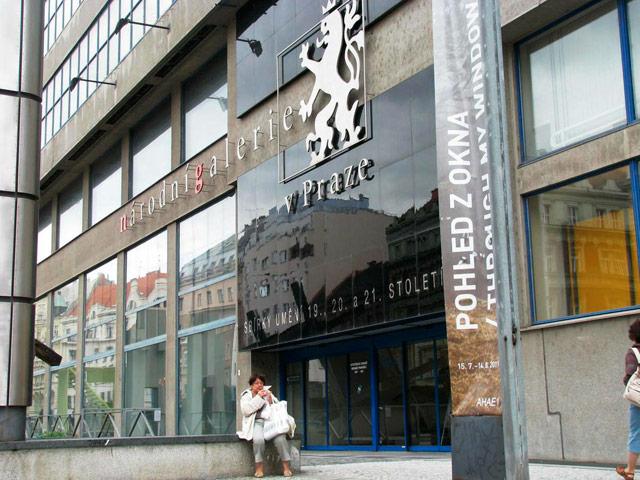 Národní Galerie v Praze (Prague)