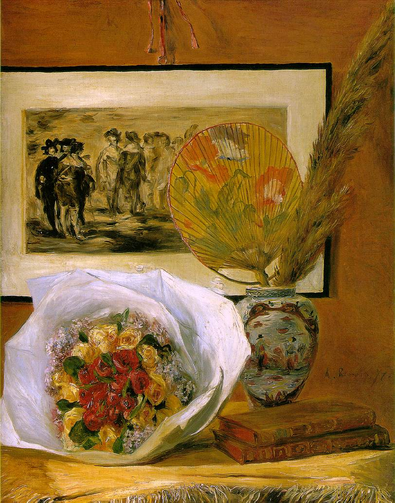 Nature morte au bouquet (1871)
